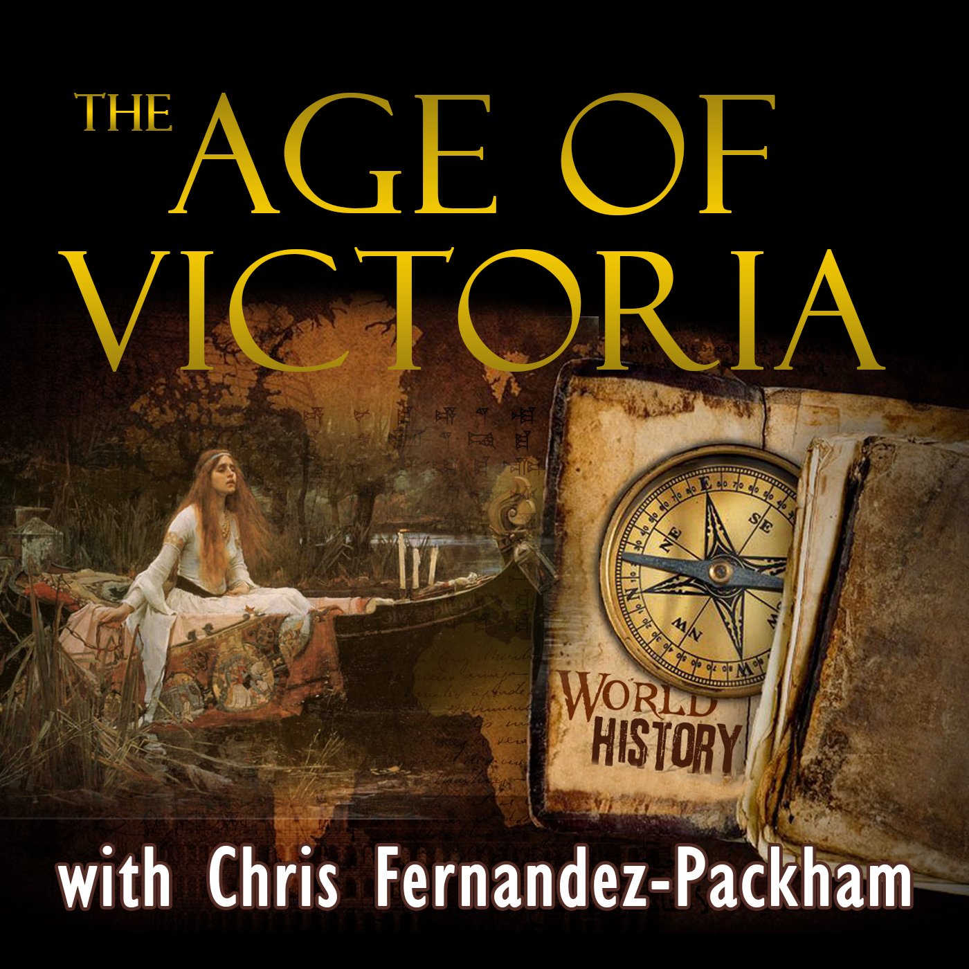 THE AGE OF VICTORIA PODCAST